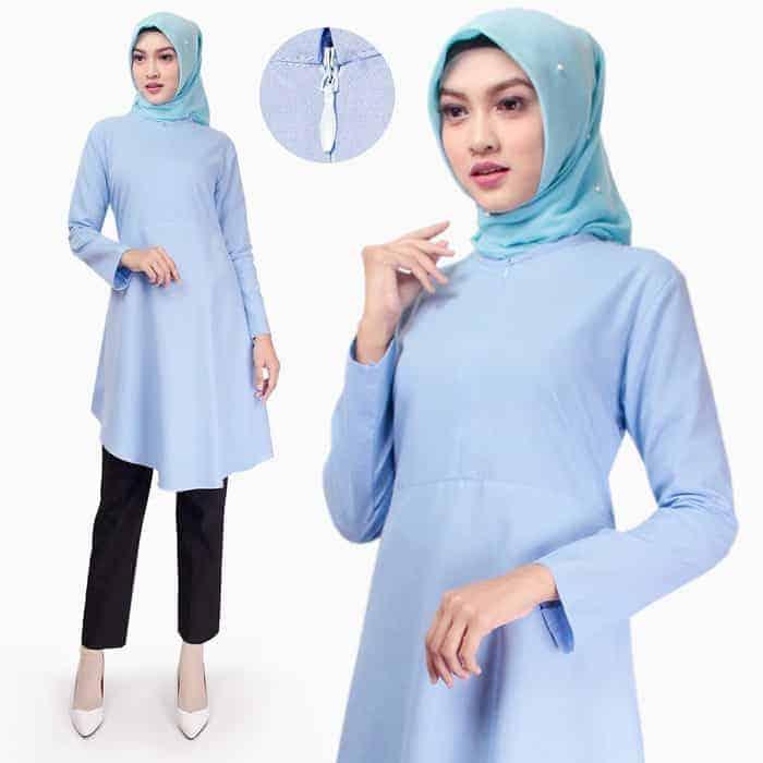 Promo Baju Atasan Wanita Tunik Model Terbaru Nurul Shop