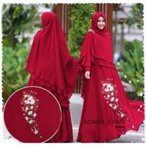 MADINA SYARI gamis busana muslim wanita long dress(