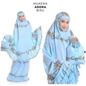 Mukena Dewasa Baby Silk Adora