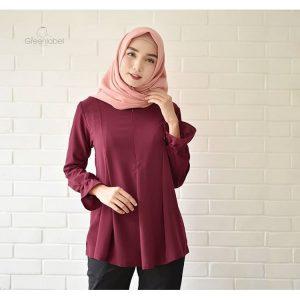 blouse wanita terbaru 2019 murah